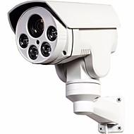 2MP 1080p hd cctv segurança ptz ip câmera 10x motorizado auto zoom ao ar livre
