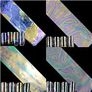 1pcs נייל ארט מדבקה מדבקות ציפורניים שלוש מימדים קוסמטיקה איפור נייל אמנות עיצוב