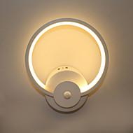 billige Vegglamper-Moderne / Nutidig Vegglamper Aluminum Vegglampe 110-120V / 220-240V