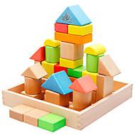 Stavební bloky Herní sady pro auta Hračky Hračky Pieces Nespecifikováno Unisex Chlapci Dárek