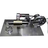 Stirling Machine skjerm Modell Pedagogisk leke Vitenskaps- og oppdagelsesleker Motor Motormodell Maskin GDS