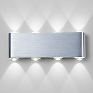 Hot Sell 8W LED Modern Light Aluminum  Flush Mount Wall Lamp LED Integrated