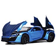 Fahrzeuge aus Druckguss Aufziehbare Fahrzeuge Spielzeugautos Lastwagen Spielzeuge Simulation Auto Metalllegierung Metal Stücke Unisex