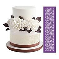 billige Bakeredskap-1pc Nyhet Kake tekstil Høy kvalitet Bakeform