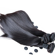 Mix Length Cheap Malaysian Hair Weave,  Cheap Straight Human Hair Weaving