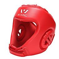 Päähine varten Nyrkkeily Unisex Protective Urheilu Ammattilaiskäyttöön PU (polyuretaani) EVA 1pcs