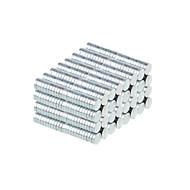200 pcs 4*1mm Magnetiske puslespil Byggeklodser / Puslespil Cube / Neodymmagnet Voksne Gave
