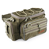 cheap Fishing-Fishing Tackle Bag Tackle Box Multi-Functional Waterproof Dust Proof Polyester Nylon