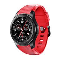 tanie Inteligentne zegarki-Inteligentny zegarek YYLES16 na iOS / Android / iPhone Pulsometr / Spalone kalorie / GPS / Długi czas czuwania / Odbieranie bez użycia rąk Czasomierz / Stoper / Rejestrator aktywności fizycznej