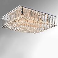 billige Taklamper-Takplafond Nedlys Andre Metall Glass Krystall, Mini Stil 110-120V / 220-240V Pære ikke Inkludert