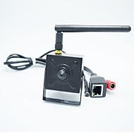 1.0 MP Mini Innendørs 32(Bevegelsessensor Dobbeltstrømspumpe Fjernadgang Wi-Fi Beskyttet Setup Plug and play)