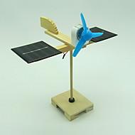Soldrevne leker GDS-sett Pedagogisk leke Vitenskaps- og oppdagelsesleker Leketøy Sylinder-formet Trommesett 3D Soldrevet GDS Gutt Jente