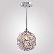 billige Taklamper-Takplafond Nedlys Krom Metall designere 110-120V / 220-240V Pære ikke Inkludert / E12 / E14