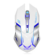 cheap Computers & Networking-ZERODATE Wireless Gaming Mouse Rechargeable DPI Adjustable Backlit