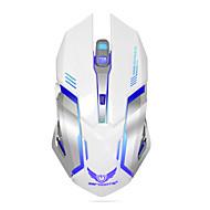 ZERODATE ワイヤレス ゲーミングマウス 充電式 調整可能DPI バックライト