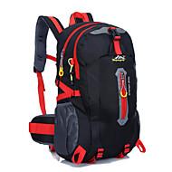 男性 バッグ オールシーズン ナイロン スポーツ&レジャーバッグ のために スポーツ 登山 プロユース キャンピング&ハイキング ブラック