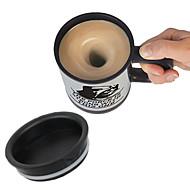 billige -Drikkeglas Rustfritt Stål Hverdags-drikkeredskaper Kaffekrus Holdbar Etui inkludert Praktiskt 1pcs