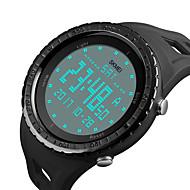 tanie Inteligentne zegarki-Inteligentny zegarek YY1246 na Długi czas czuwania / Wodoszczelny / Wielofunkcyjne / Sportowy Czasomierz / Stoper / Budzik / Chronograf / Kalendarz