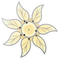 Rustikk/ Hytte Moderne / Nutidig Traditionel / Klassisk Lanterne Tromme Globus Takplafond Til Stue Soverom Spisestue Leserom/Kontor