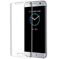 עבור סמסונג s7edge כיסוי מסך מלא של הגדרה גבוהה מסך הטלפון הנייד הגנה מזג זכוכית הסרט