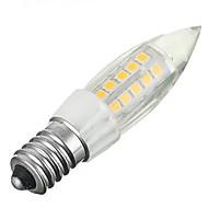 E14 LED-kornpærer T 44 leds SMD 2835 Varm hvit Kjølig hvit 200-300lm 3000/6500K AC 220-240V