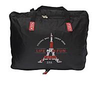 Travel Luggage Organizer / Packing Organizer Travel Duffel Bag Portable Foldable Travel Storage Large Capacity for Clothes Nylon / Men's