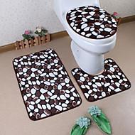 お買い得  マット&ラグ-1個 近代の エリアラグ ポリエステル 現代風 浴室 簡単に清掃する