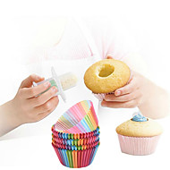 billige Bakeredskap-Bakeware verktøy Plast / Papir Økovennlig / Non-Stick / GDS Brød / Kake / For Småkake Bakevare Set