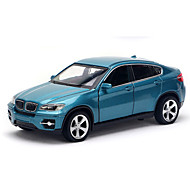 Fahrzeuge aus Druckguss Aufziehbare Fahrzeuge Spielzeug-Autos SUV Simulation Spielzeuge Metalllegierung Metal keine Angaben Geschenk