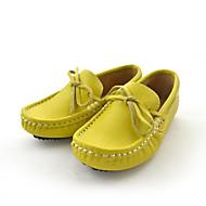tanie Obuwie chłopięce-Dla chłopców Obuwie Syntetyki Wiosna / Lato / Jesień Mokasyny / Buty dla małych druhen Mokasyny i pantofle Kokarda na Yellow / Fuchsia / Green