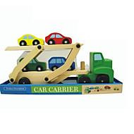 Herní sady pro auta Autíčka Náklaďák Stavební stroj Auto Náklaďák Dřevo Děti Dárek Akční a hrací postavy Akční hry