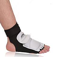 Jalkatuki varten Taekwondo Unisex Ammattilais Lihas tuki Puristus Protective Kulutuksen kestävä Urheilu