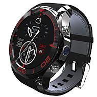 Slim horloge Lange stand-by Verbrande calorieën Stappentellers Sportief Camera Hartslagmeter Touch Screen Afstandsmeting SOS Informatie