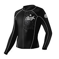 SLINX Unisex 2mm Islak Suit Dalış Elbisesi Ceketi Sıcak Tutma Ultravioleye Karşı Dayanıklı Sıkıştırma Tactel Dalgıç elbisesi Dalış Takımı-