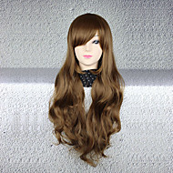 cheap Anime Cosplay-Cosplay Wigs Cosplay Cosplay Anime Cosplay Wigs 75 CM Heat Resistant Fiber Women's