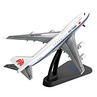 Spielzeuge Ebene Ente Flugzeug Metalllegierung Metal Unisex Geschenk Action & Spielzeugfiguren Action-Spiele