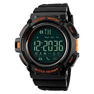 billige Militærur-SKMEI Herre Digital Digital Watch / Armbåndsur / Militærur / Sportsur Japansk Bluetooth / Alarm / Kalender / Kronograf / Vandafvisende /