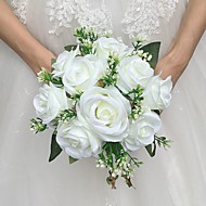 Cheap wedding flowers online wedding flowers for 2018 cheap wedding flowers wedding flowers bouquets wedding satin 866quotapprox22cm junglespirit