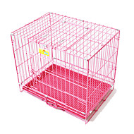 Cat Dog Tent Pet Baskets Solid Foldable Black Pink For Pets