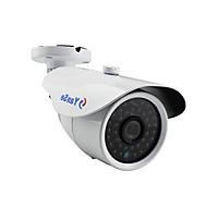 billige Overvåkningskameraer-Yanse® cctv hjemmeovervåkning værbestandig med irskikert sikkerhetskamera - 36 stk infrarød leds