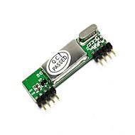 Rxb6 433mhz superheterodyne trådløse modtager modul