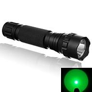 cheap Flashlights & Camping Lanterns-LED Flashlights / Torch LED 500 lm 1 Mode LED Lighting Lights Nonslip grip Super Light Camping/Hiking/Caving Cycling/Bike Outdoor