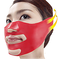 Silicon v fata fata mai subțire lift masca de masaj subțire facial mai subțire formator contur anti sac centura