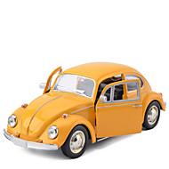 Aufziehbare Fahrzeuge Spielzeugautos Klassisches Auto Spielzeuge Einrichtungsartikel Simulation Auto Beatles Metal Stücke Unisex Geschenk