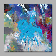 IARTS Oil Painting Modern Abstract Colors Art Acrylic Canvas Wall Art For Home Decoration