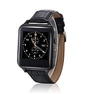 tanie Inteligentne zegarki-Inteligentny zegarek X7S na Android Odbieranie bez użycia rąk / Ekran dotykowy / Video / Kamera / aparat / Krokomierze Krokomierz / Powiadamianie o połączeniu telefonicznym / Rejestrator snu / 0,3 MP
