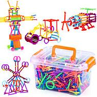 DIY 키트 조립식 블럭 3D퍼즐 교육용 장난감 과학&디스커버리 완구 차량 어른용 장난감 여행용 게임 로직&퍼즐 장난감 선물 조립식 블럭 원형 사각형 삼각형 별 2 - 4 세 6 세 이상 5 - 7 세 8 - 13 세 14세이상 3-6년 이전