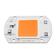 billige belysning Tilbehør-1pc COB Selvlysende Aluminium Led Brikke for DIY LED Flood Light Spotlight 30 W
