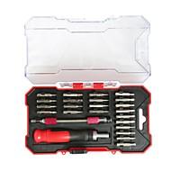 Workpro® 24 in 1 opravářské nástroje nastavte multifunkční přesný šroubovák