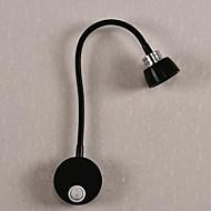 Vegglampe Omgivelseslys LED Vegglampe 3W 220-240V 100-120V Integrert LED